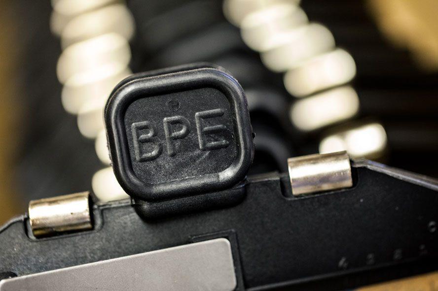 BPE Products. Photo © Amanda Henson 2013.